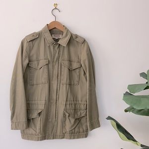 Urban Outfitters Olive Army Jacket XS